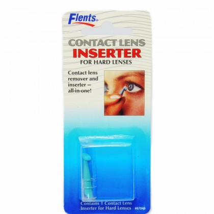 FLENTS Contact Lens Inserter Remover for Hard Contact Lens