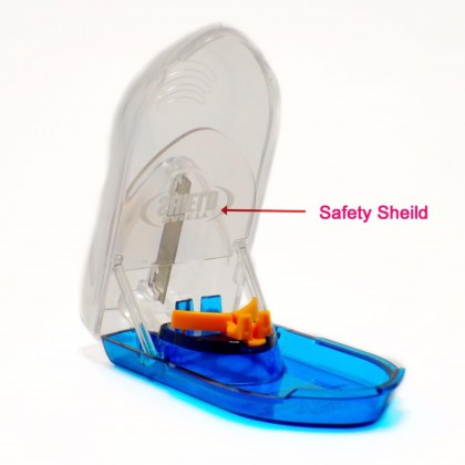 EZY DOSE Ezy Cut Pill Tablet Cutter Splitter